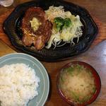 ピグ - 三元豚ロース生姜焼き700円