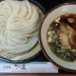 23725823 - ほほ肉付け麺大盛り