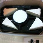 23726086 - チーズケーキアソート
