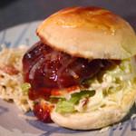 レインボーキッチン - 幻の手作りハンバーガーゲット