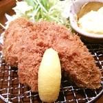 大戸屋 - 広島産大カキフライ♪