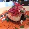 遊心美膳 高木 - 料理写真:<ランチコース>鯛のポワレ