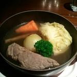 23727289 - 那須ヤシオポークとお野菜のポテ