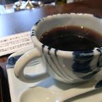 遊心美膳 高木 - <ランチコース>コーヒー