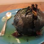 ゑんぞ - タマネギの石窯焼き