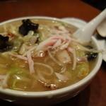 揚子江 - 料理写真:海鮮ちゃんぽん
