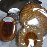 ミディ・アプレミディ - 持ち歩きの出来る焼き菓子を購入
