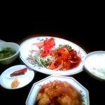 桃里 - 桃里定食1,200円