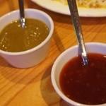 シンズ・キッチン - 唐辛子のペースト