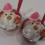 サーティワンアイスクリーム - クリスマスはサンタバージョン♪