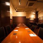 日比谷Bar - 各種パーティーご利用時には人数に合わせてお席をご用意