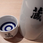 魚我志 むさし - 日本酒燗