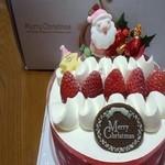 トレビアン - クリスマスケーキ 2013年