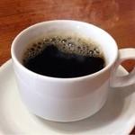 甚六 - サービスのコーヒー
