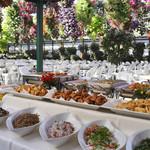 掛川花鳥園 - 料理写真:お料理は約30種類のバイキングです。
