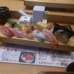 板前寿司 赤坂店 - 美しい