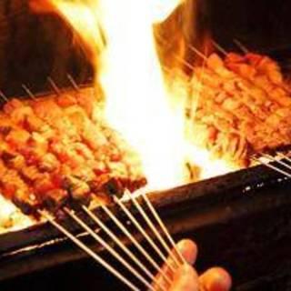 中国東北地方郷土料理:串焼