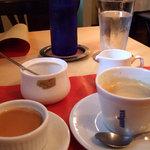 IL CAVALLO - ランチ パンナコッタとコーヒー