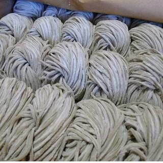 竹炭玄米麺