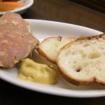バル マル エスパーニャ - バルマル風 豚肉のパテ