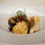 リベロ - 牡蠣、鯛、ズワイガニ