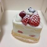 レピス・ドゥ・ラビ - ベリーのショートケーキ