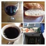 Petit Debút - ワイン、バゲット、コーヒー、外観