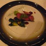 レストラン マノワ - 和牛(A4リブロース)(2014.1)