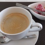 カルドカルチョ - コーヒーとアイス