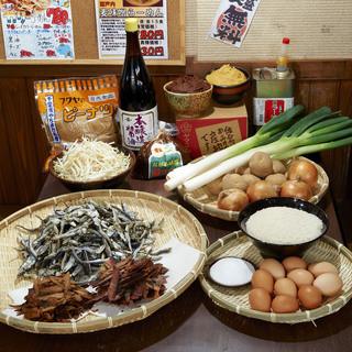 千葉県産食材