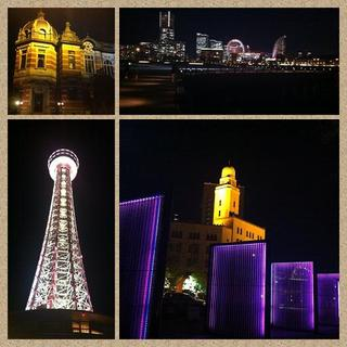 横浜は街全体がオシャレな空間・・・
