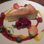 Petit - ベイクドチーズケーキ