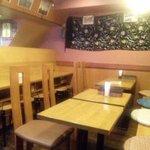 Ree Rose cafe - 店内