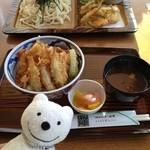 ほん陣 - 芦ノ湖丼&うどん ほん陣