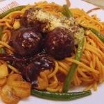 ヨシカミ - スパゲッティミートボール