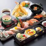 久松本店 - 料理写真:【久松にぎり御膳】