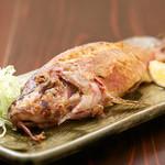 魚々 - 鮮魚のバター焼き