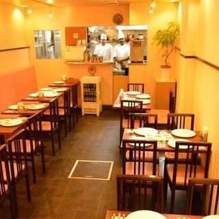 上野・御徒町のインド料理、カレーといえばアーンドラ・キッチン