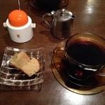 ロカ - ストロングコーヒー&おまけのカップケーキ