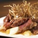 ラスチカス - Glazed Pork Cheek/豚ほほ肉のロースト
