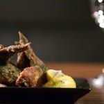 ラスチカス - Chicken Wings/青のり塩のチキンウィング