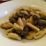 23757815 - カヴァテッリ 鹿肉と牛肉の煮込みソース