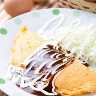 卵料理(最高級の卵使用)♪