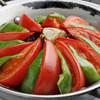 太陽讃歌 - 料理写真:ナスとトマトのオーブン焼き