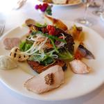 レストラン shoes - 料理写真:前菜盛り合わせ