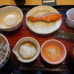 大戸屋 - 焼き魚定食500円