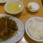 23761869 - 若鶏のたっぷり中華風ソースかけ 780円