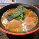 麺道服部 - 醤油ラーメン