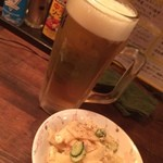 居酒屋 花ぼっくり - カンパーイ( ^ ^ )/□