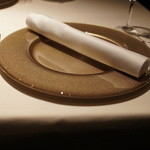 23762961 - 素敵な夜のスタート♪素敵な器のテーブルセッティングです。